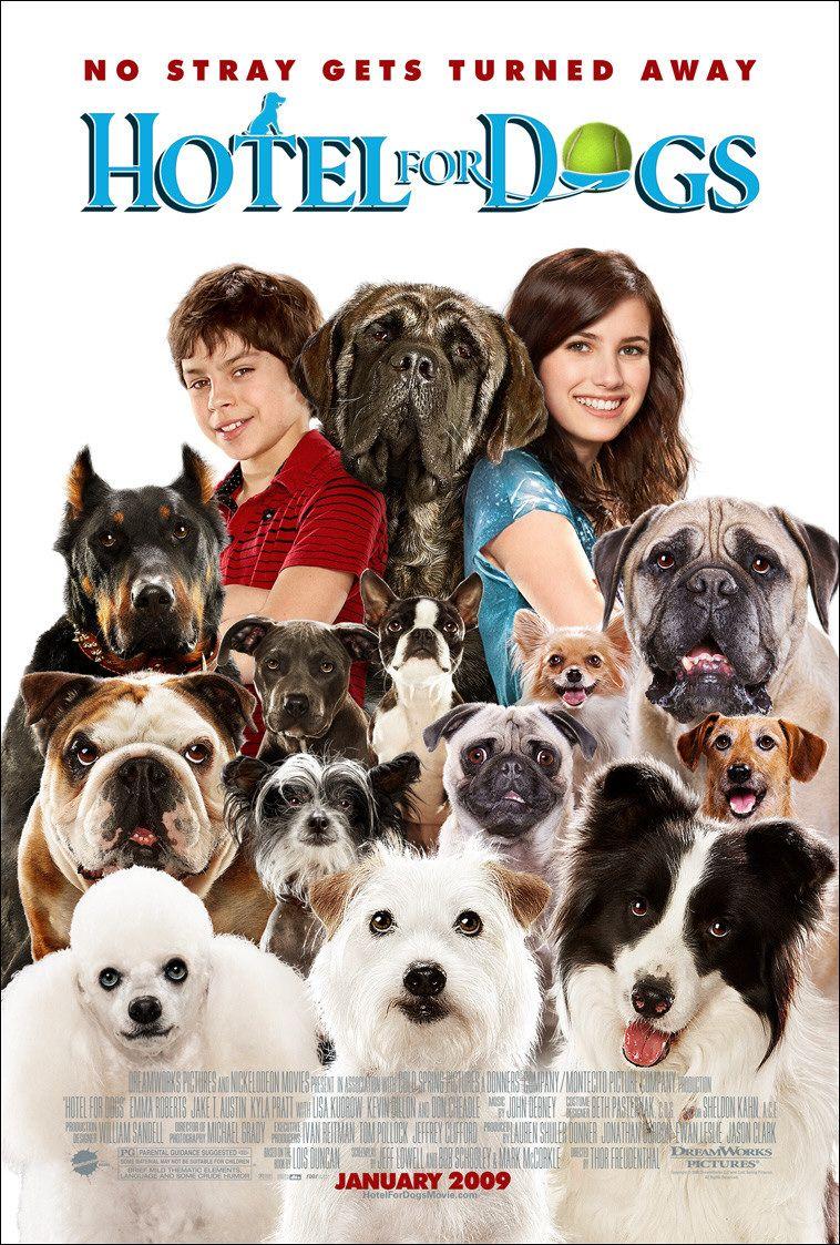 Отель для собак, постер № 1