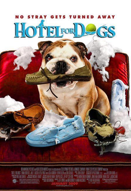 Отель для собак, постер № 2