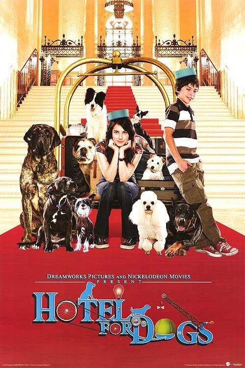 Отель для собак, постер № 8