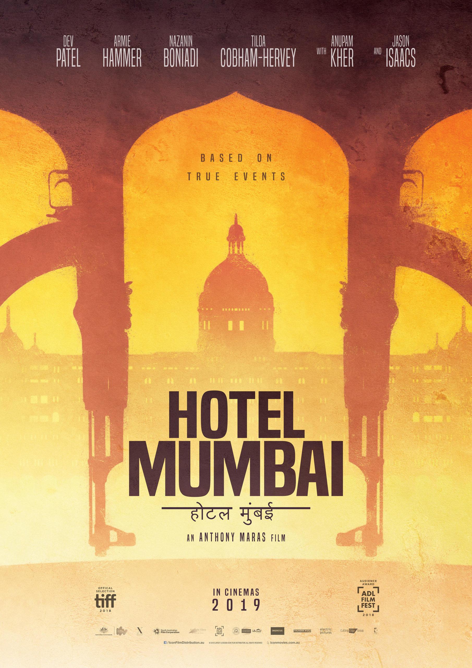 Отель Мумбаи: Противостояние, постер № 1
