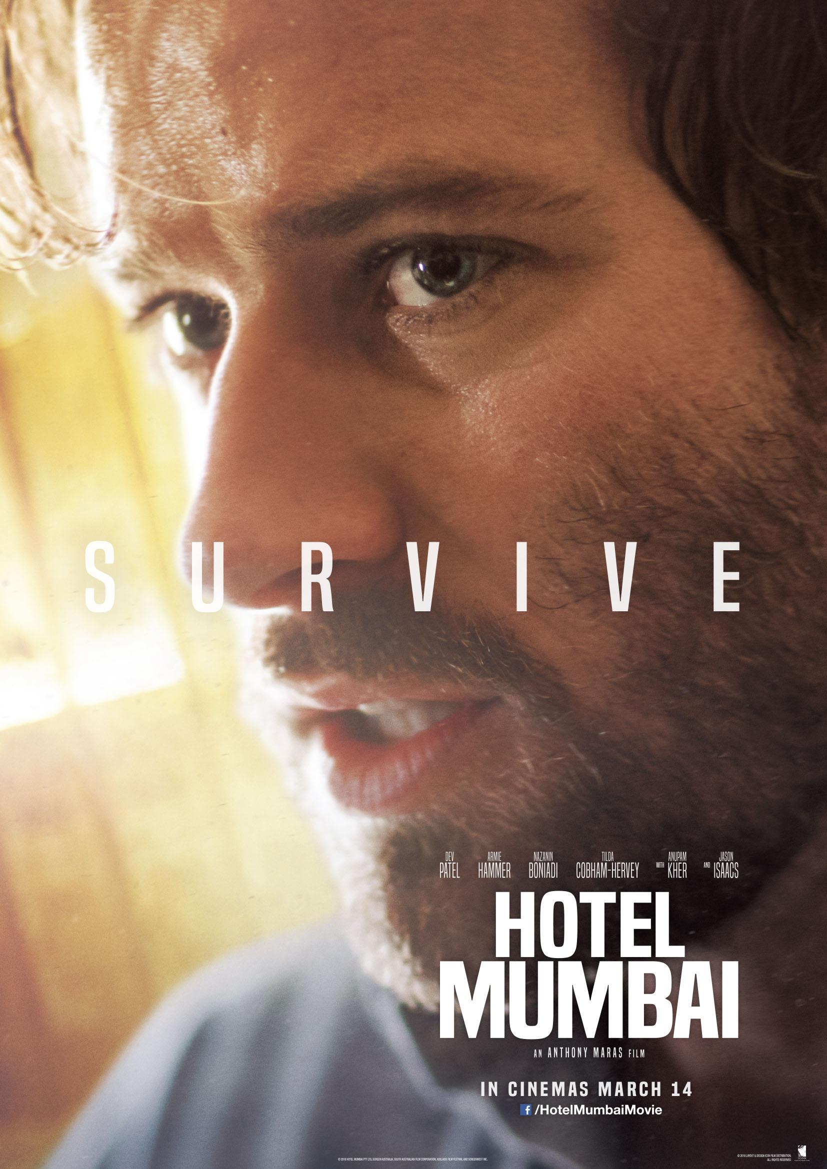 Отель Мумбаи: Противостояние, постер № 11