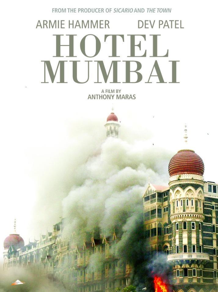 Отель Мумбаи: Противостояние, постер № 2