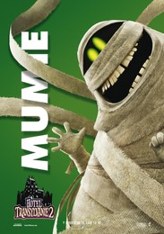 Постеры фильма «Монстры на каникулах 2»
