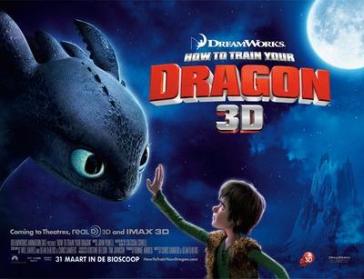 «Как приручить дракона» (How to Train Your Dragon)