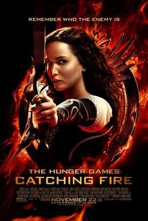 Постеры фильма «Голодные игры: И вспыхнет пламя»