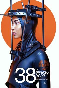 Постеры фильма «Голодные игры: Сойка-пересмешница. Часть 2»