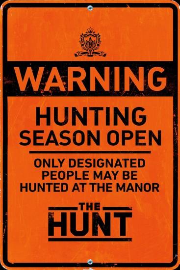 Постеры фильма «Охота»