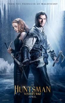 Постеры фильма «Белоснежка и Охотник 2»