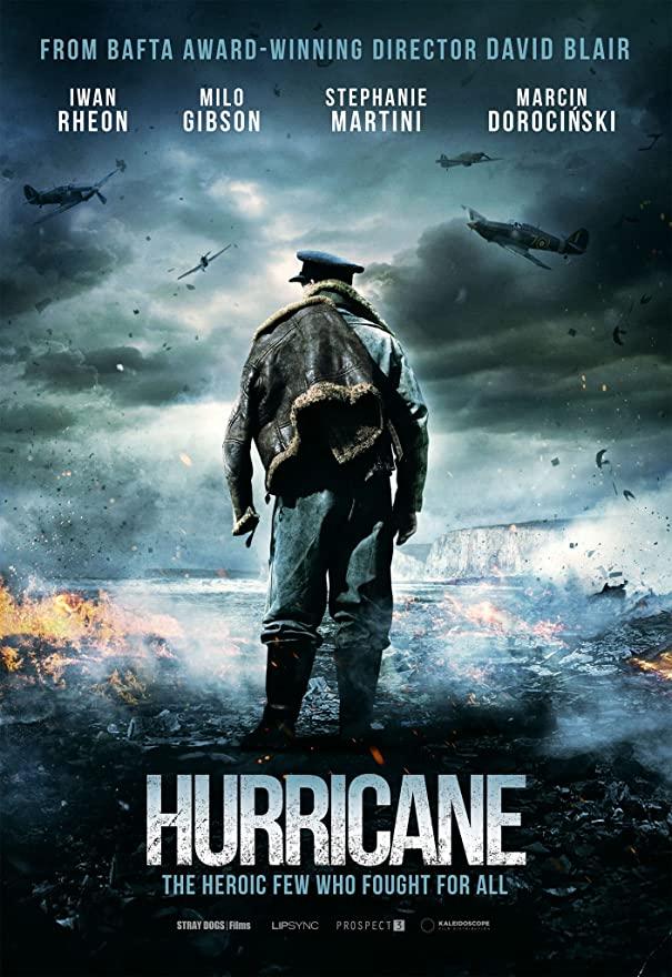 Крылья урагана, постер № 2