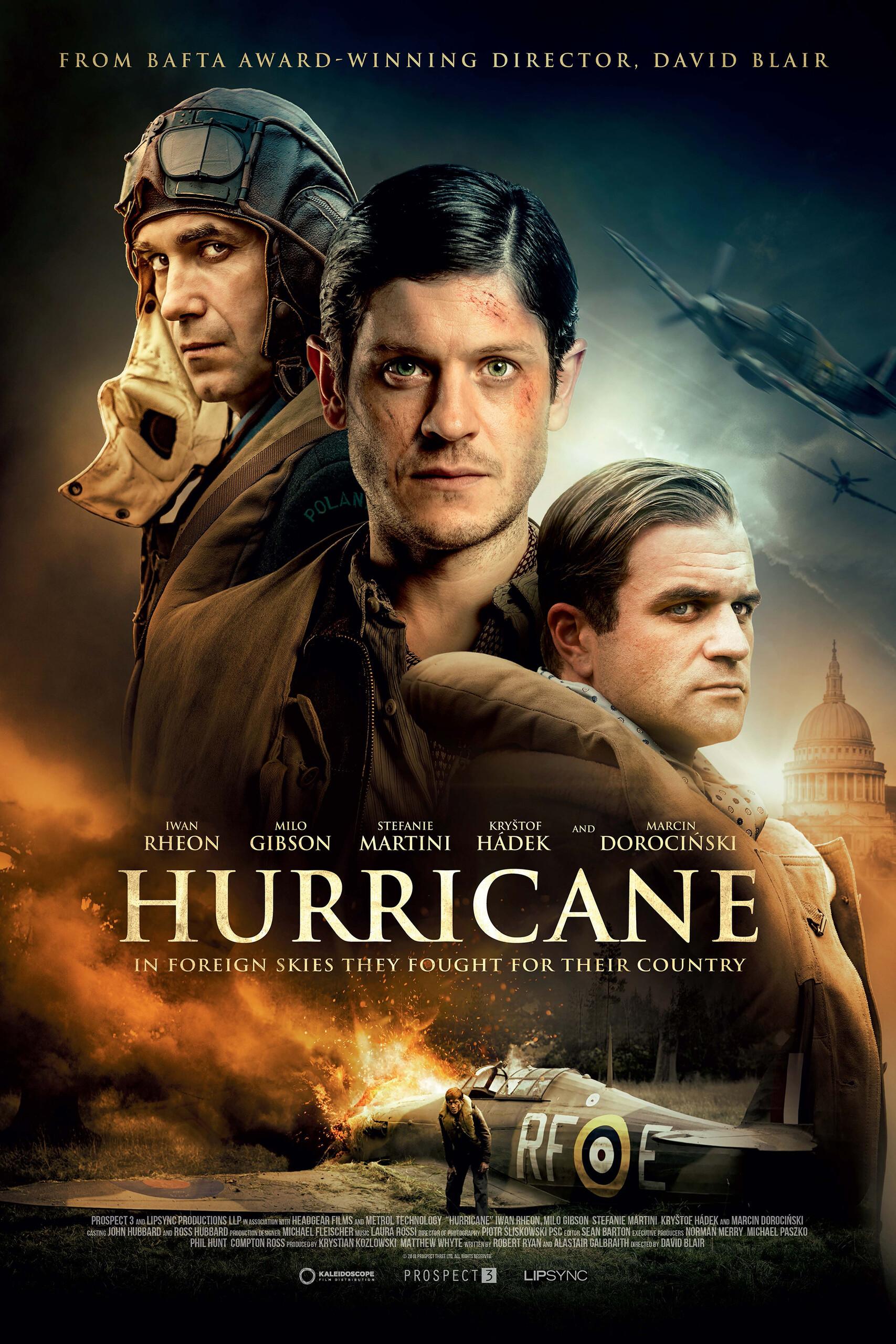 Крылья урагана, постер № 3