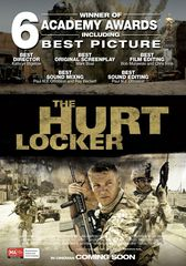 «Повелитель бури» (The Hurt Locker)