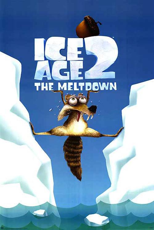 ледниковый период 2 глобальное потепление онлайн смотреть