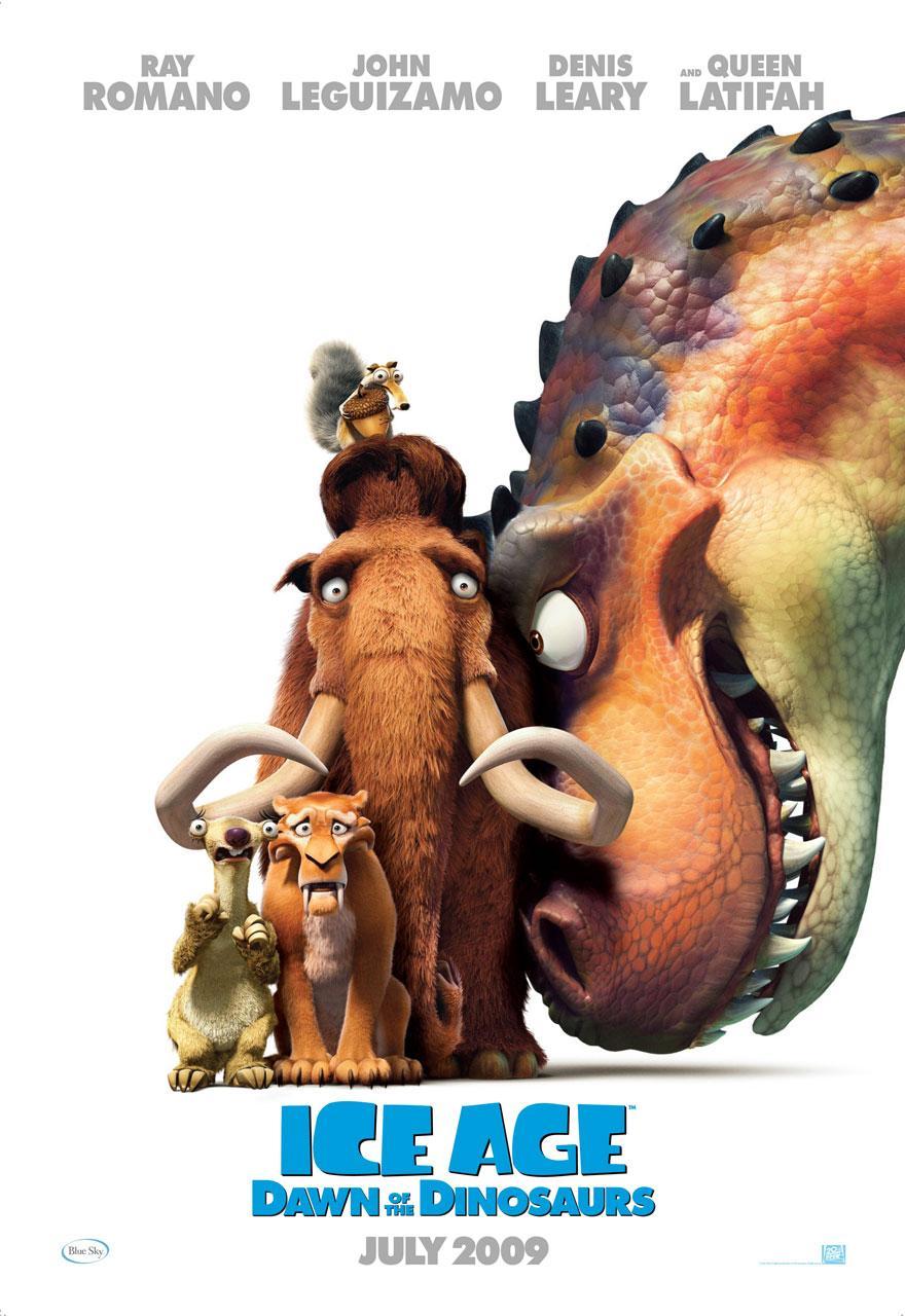 Ледниковый период 3: Эра динозавров, постер № 1