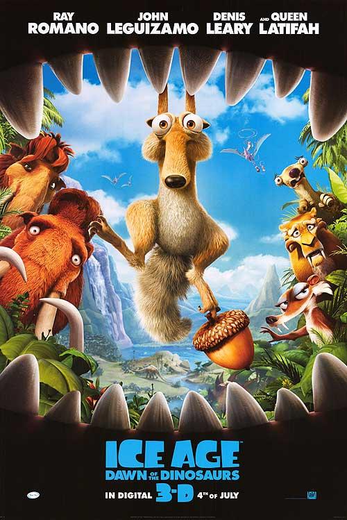 Ледниковый период 3: Эра динозавров, постер № 3