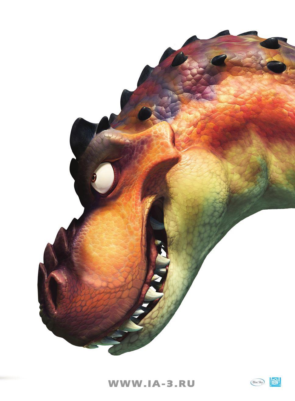 Ледниковый период 3: Эра динозавров, постер № 5