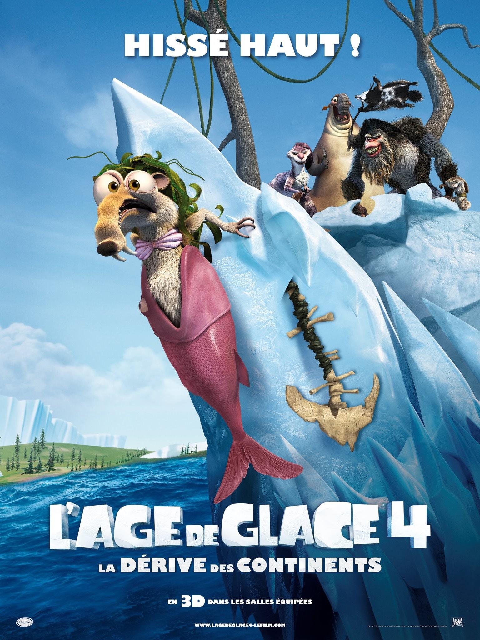 ледниковый период мультфильм ледниковый период 4
