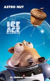 Постеры фильма «Ледниковый период: Столкновение неизбежно»