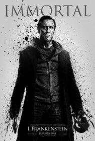 Постеры фильма «Я, Франкенштейн»