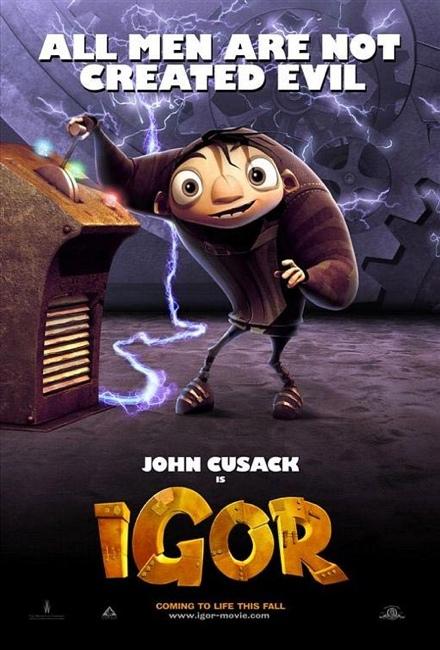 Игорь, постер № 1