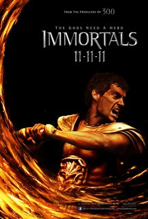 «Война богов: Бессмертные 3D» (Immortals)