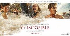 Постеры фильма «Невозможное»