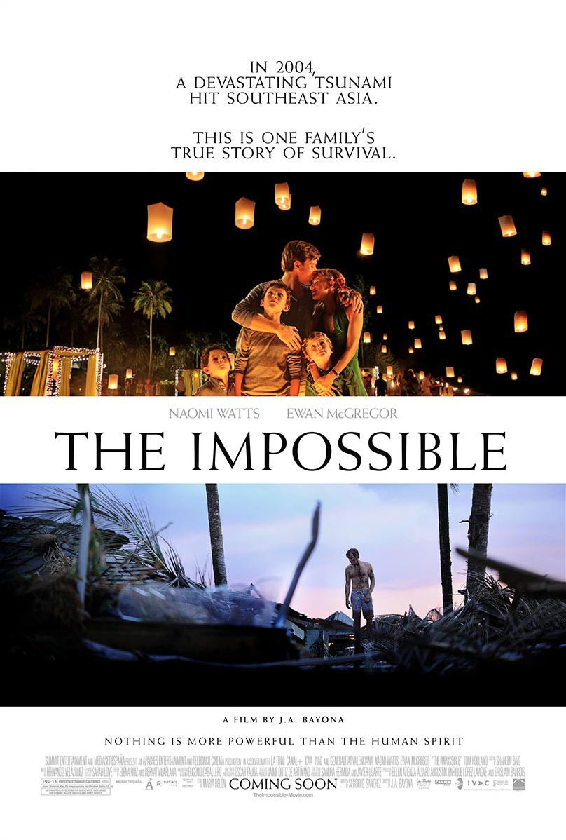 Невозможное, постер № 5