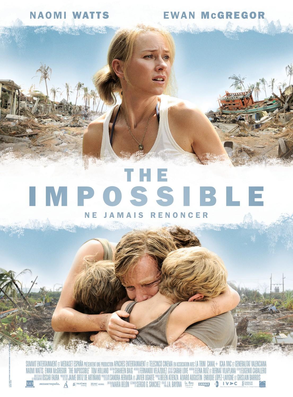 Невозможное, постер № 6