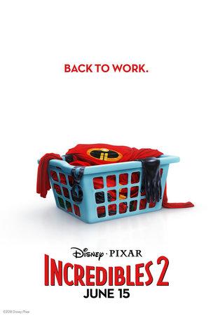 Постеры фильма «Суперсемейка2»