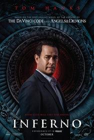 Постеры фильма «Инферно»