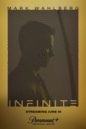 Постеры фильма «Бесконечность»