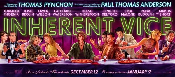 Постеры фильма «Врождённый порок»