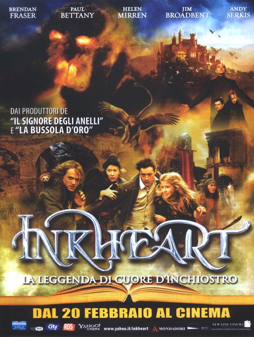 Чернильное сердце, постер № 2