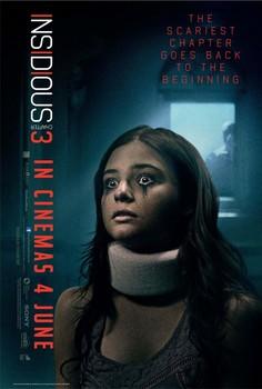 Постеры фильма «Астрал 3»