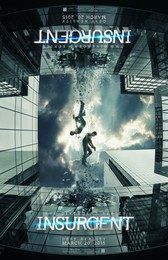 Постеры фильма «Дивергент. Глава 2: Инсургент»