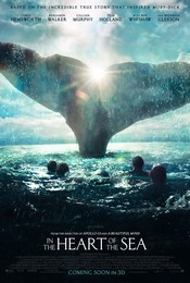 Постеры фильма «В сердце моря»