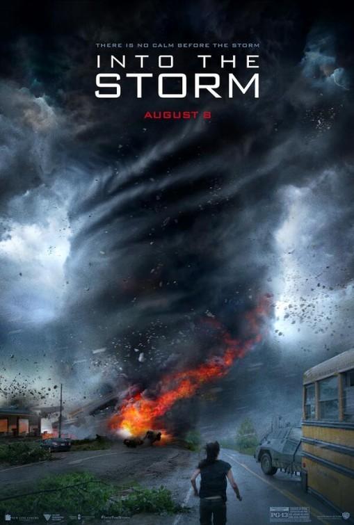 Навстречу шторму, постер № 1