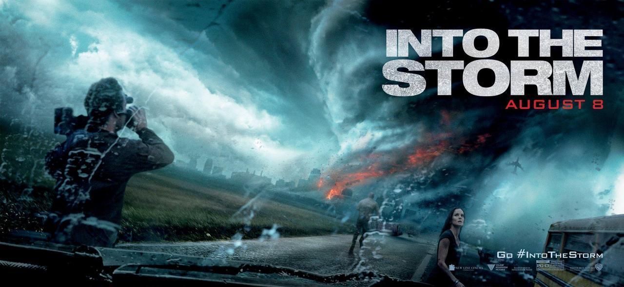 Навстречу шторму, постер № 3