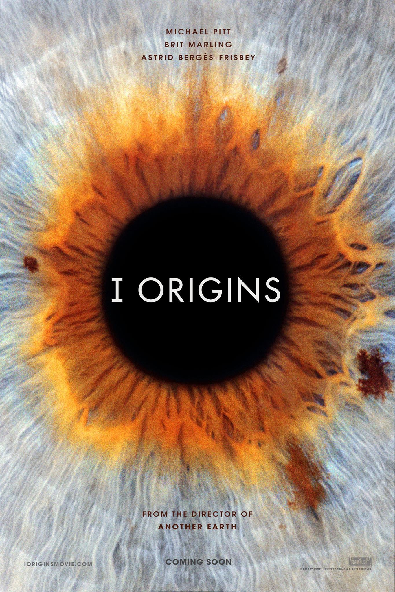 Я – начало / I Origins (2014) BDRemux