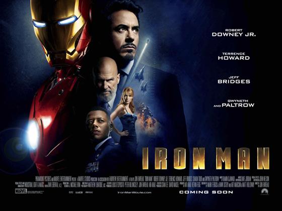 «Железный Человек» / 2008