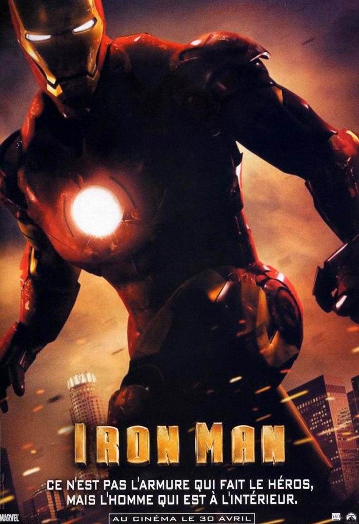 Железный человек, постер № 5