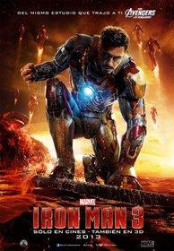 Постеры фильма «Железный человек 3»