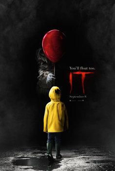 Постеры фильма «Оно»