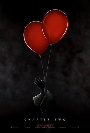 Постеры фильма «Оно 2»