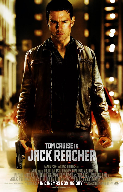 Джек Ричер, постер № 2
