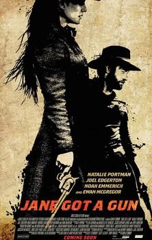 Постеры фильма «Джейн берёт ружьё»