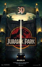 Постеры фильма «Парк Юрского периода»