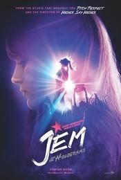 Постеры фильма «Джем и Голограммы»