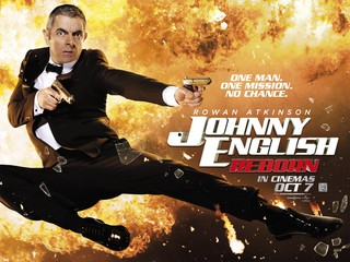 «Джонни Инглиш - 2» (Johnny English Reborn)