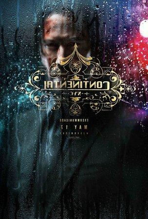 Постеры фильма «Джон Уик 3»