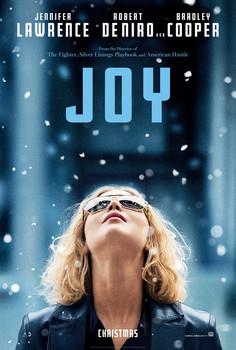 Постеры фильма «Джой»